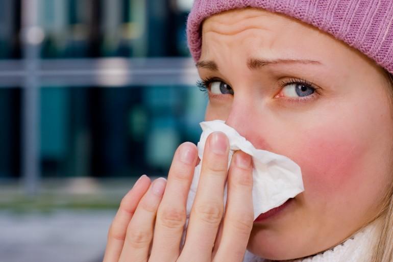 Peršalimas ar Gripas?