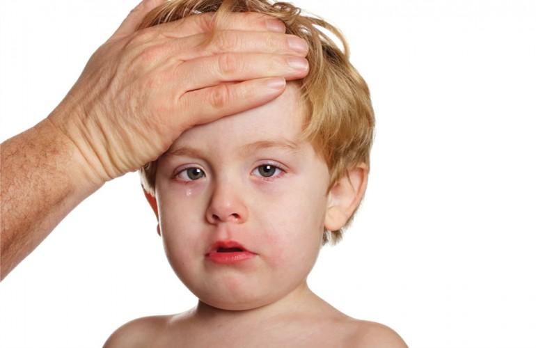 Vaikų ir kūdikių mononukleozė