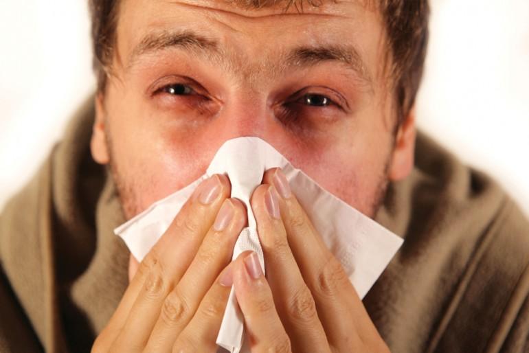 Gripas, gripo simptomai